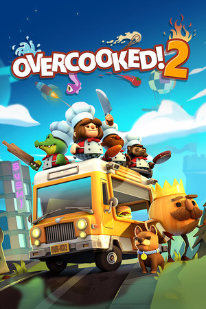 Overcooked! 2 poster image on Steam Backlog