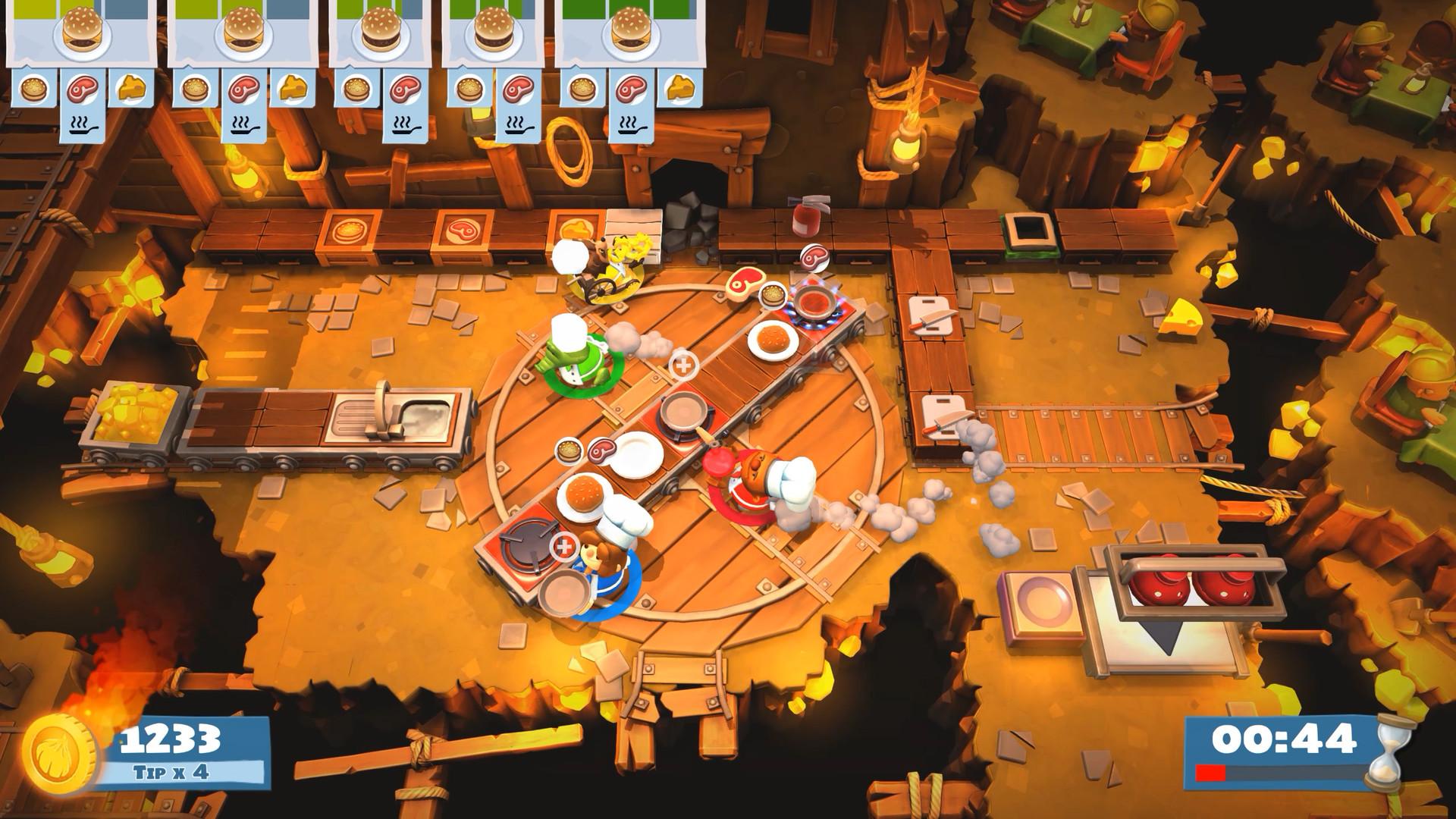 Imagen del juego Overcooked!2