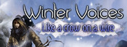 Winter Voices: Like a crow on a wire
