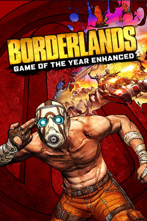 Borderlands Game of the Year Enhanced poster image on Steam Backlog