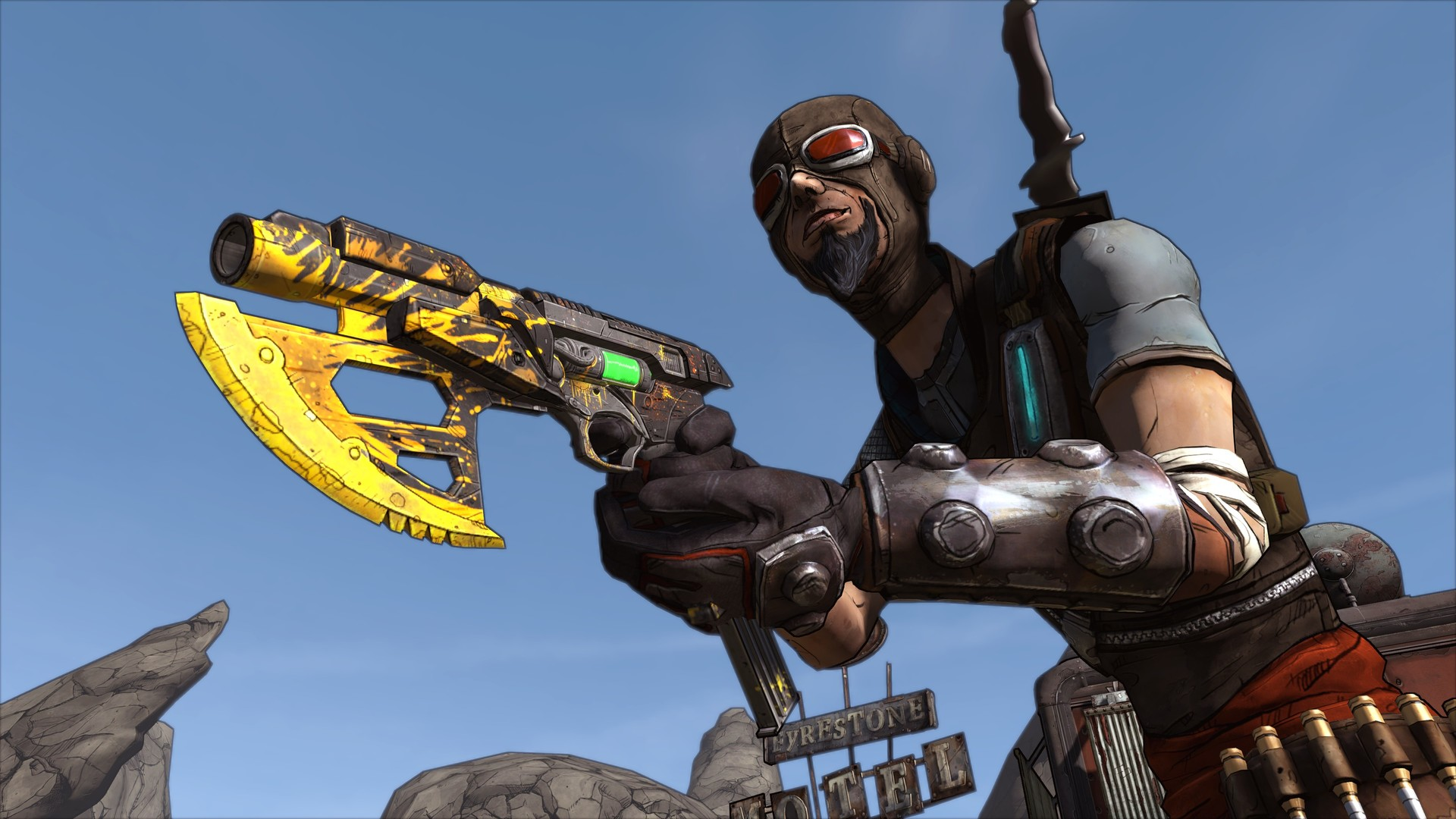 Link Tải Game Borderlands Game of the Year Enhanced Miễn Phí