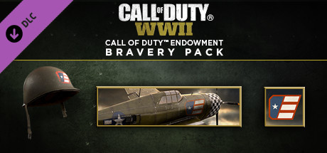 Call of Duty: WWII - Call of Duty Endowment Bravery Pack