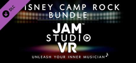Jam Studio VR - Disney Camp Rock Bundle