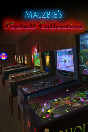 Malzbie's Pinball Collection poster image on Steam Backlog
