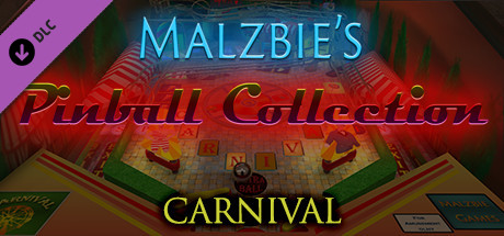 Malzbie's Pinball Collection - Carnival Table