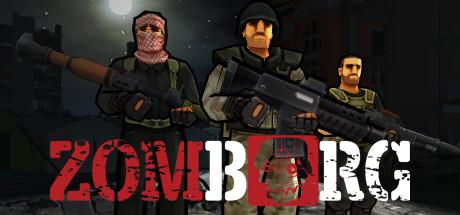 Game Banner Zomborg