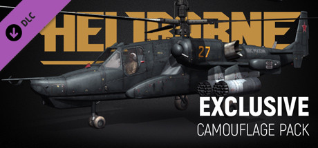 Heliborne - Exclusive Camouflage Pack
