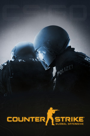 Counter-Strike: Global Offensive poster image on Steam Backlog