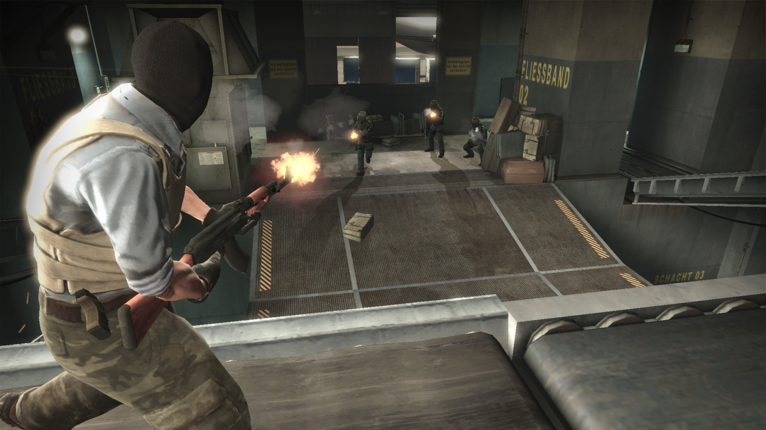 Counter Strike: Global Offensive (128 Tick)