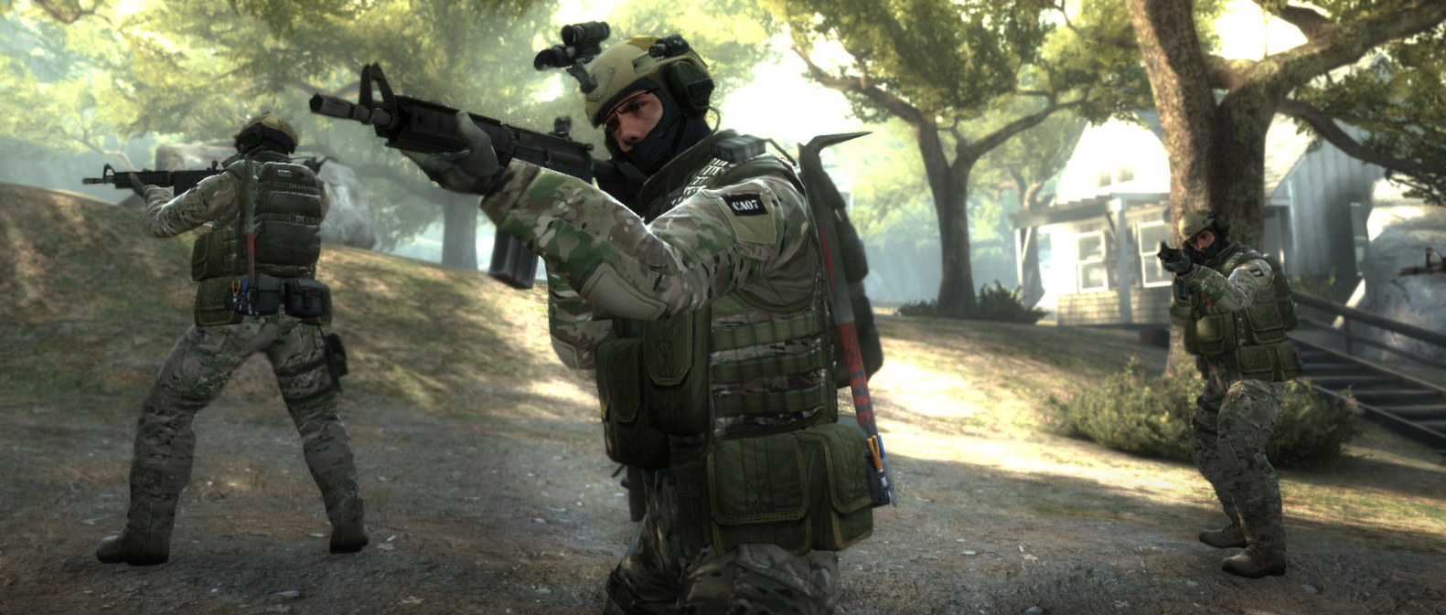 Counter strike go trial Download Unlocked