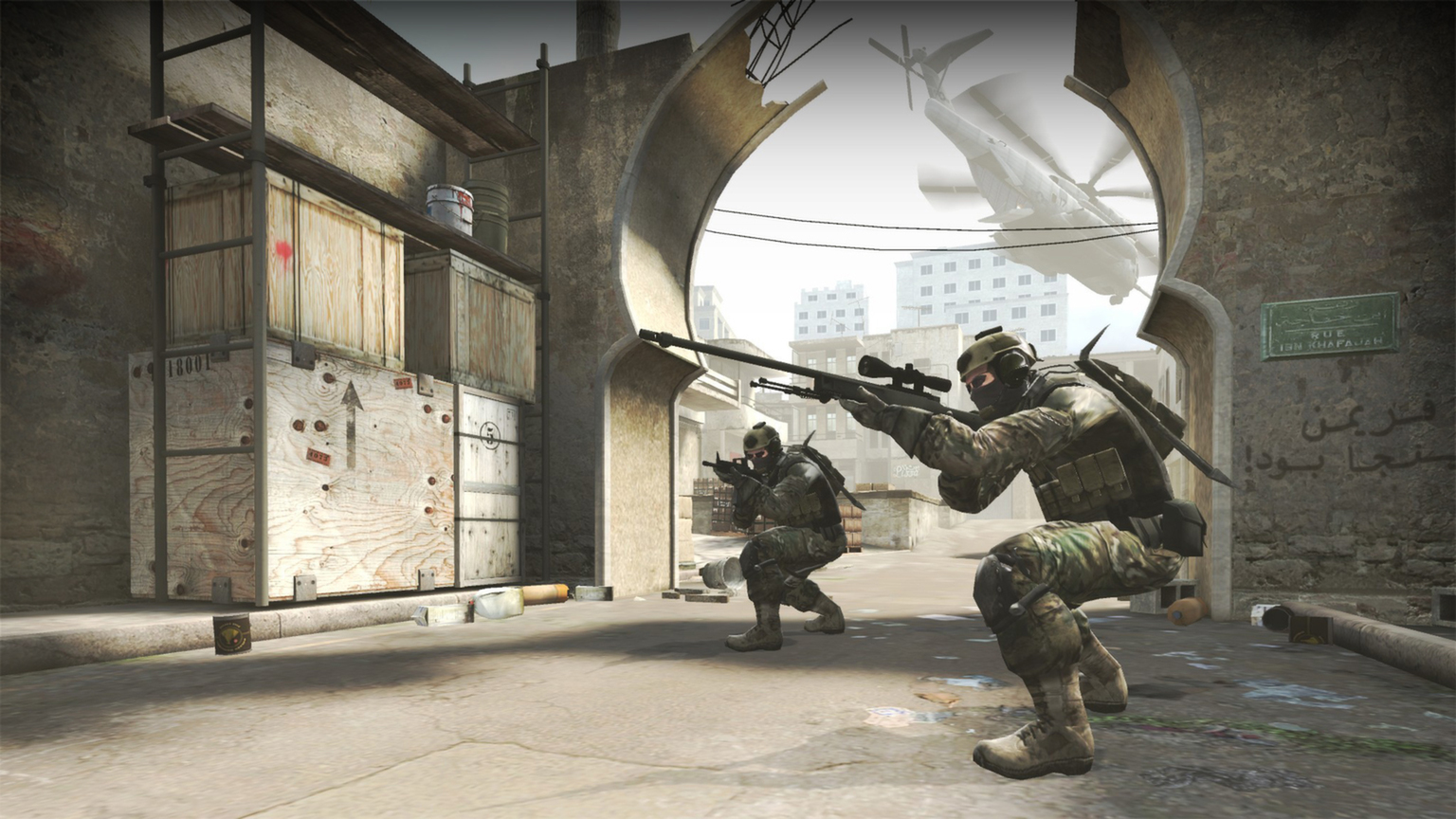 The best Counter-Strike yet
