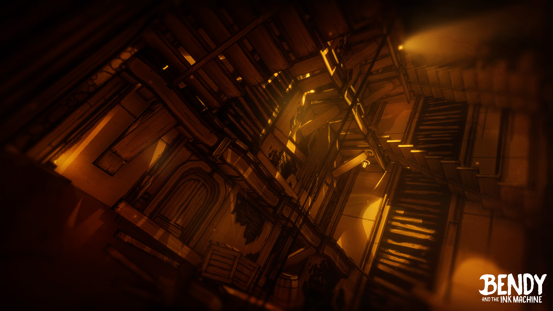 Bendy And The Ink Machine Chapter Four Appid 730000 Steamdb