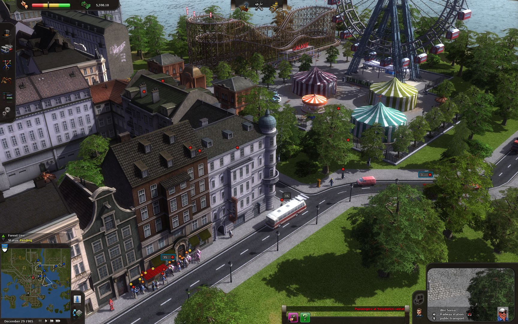 steam で 75 オフ cities in motion