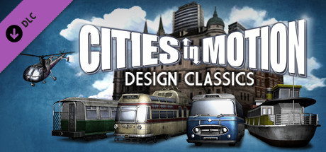 Купить Cities in Motion: Design Classics (DLC)
