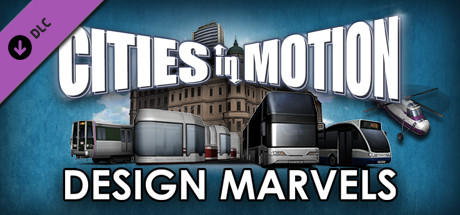 Купить Cities in Motion: Design Marvels (DLC)