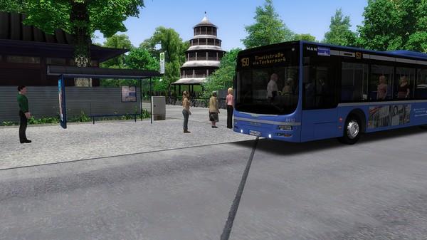 OMSI 2 Add-On München City (DLC)