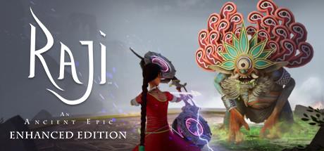 Raji: An Ancient Epic cover art