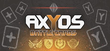 AXYOS: Battlecards cover art