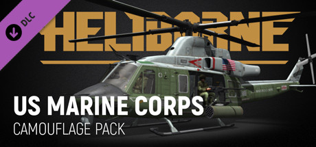 Heliborne - US Marine Corps Camouflage Pack