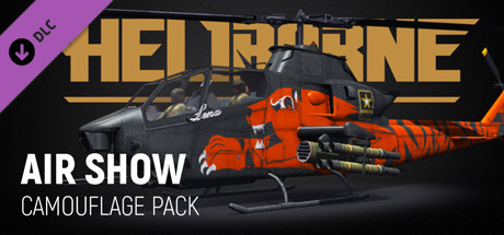 Heliborne - Air Show Camouflage Pack