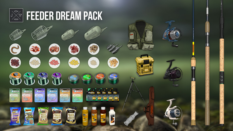 Fishing Planet: Feeder Dream Pack