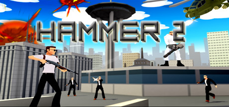 Hammer 2 cover art