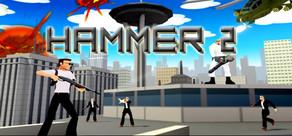 Hammer 2 cover art
