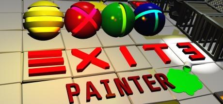 EXIT 3 - Painter