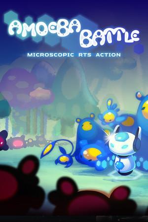 Amoeba Battle: Microscopic RTS Action poster image on Steam Backlog