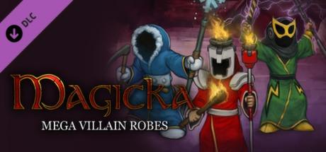 Купить Magicka: Mega Villain Robes (DLC)