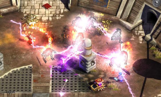Magicka: Mega Villain Robes (DLC)