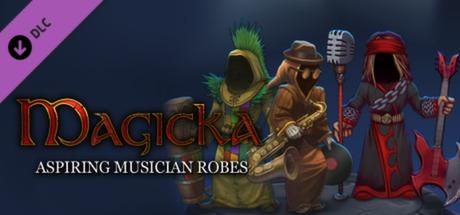 Купить Magicka: Aspiring Musician Robes (DLC)