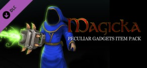 Magicka: Peculiar Gadgets Item Pack