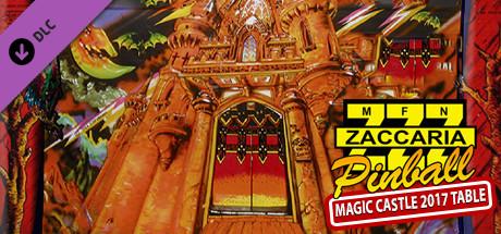 Zaccaria Pinball - Magic Castle 2017 Table