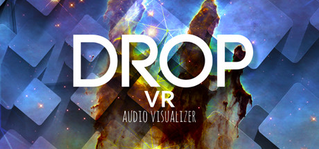 DROP VR Audiovisualizer cover art