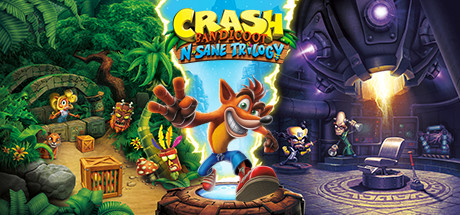 Crash Bandicoot™ N. Sane Trilogy cover art