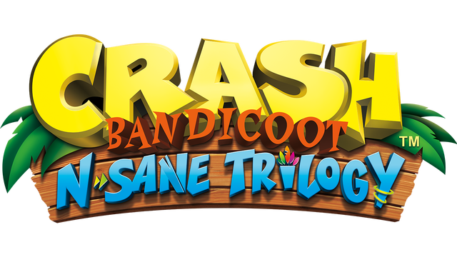 Crash Bandicoot™ N. Sane Trilogy logo