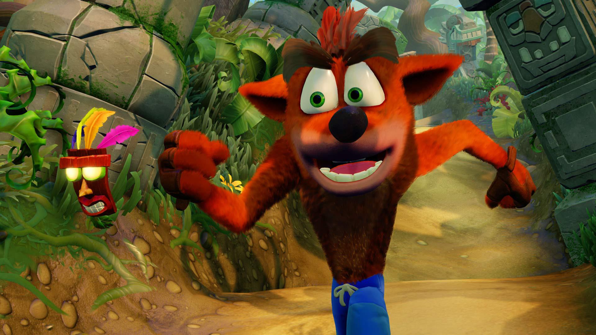 Crash Bandicoot™ N  Sane Trilogy