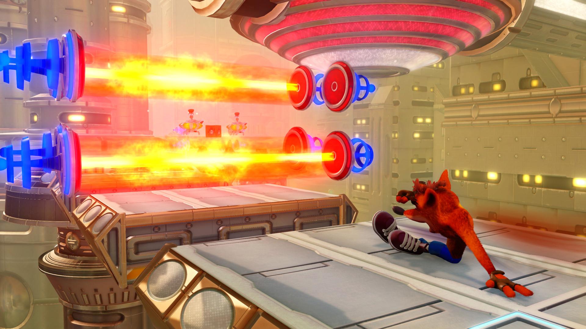 Crash Bandicoot N. Sane Trilogy [RePack] [2018|Eng|Multi6]
