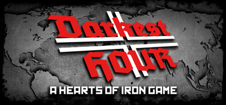 Darkest Hour: A Hearts of Iron Game cover art
