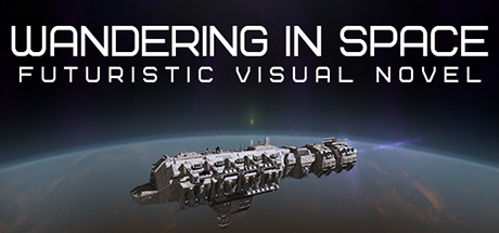 Wandering in space Thumbnail