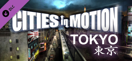 Cities in Motion: Tokyo DLC