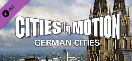 Teaser image for Cities in Motion: German Cities