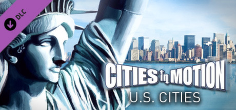 Купить Cities in Motion: US Cities (DLC)