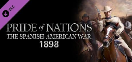 Купить Pride of Nations: Spanish-American War 1898 (DLC)