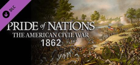 Купить Pride of Nations: American Civil War 1862 (DLC)