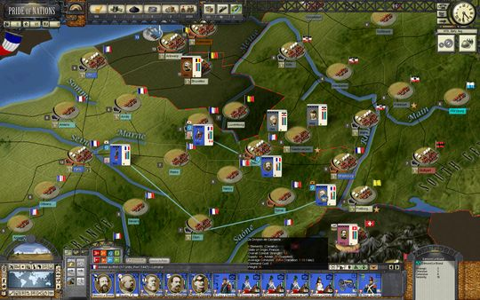 Pride of Nations: The Franco-Prussian War 1870 (DLC)