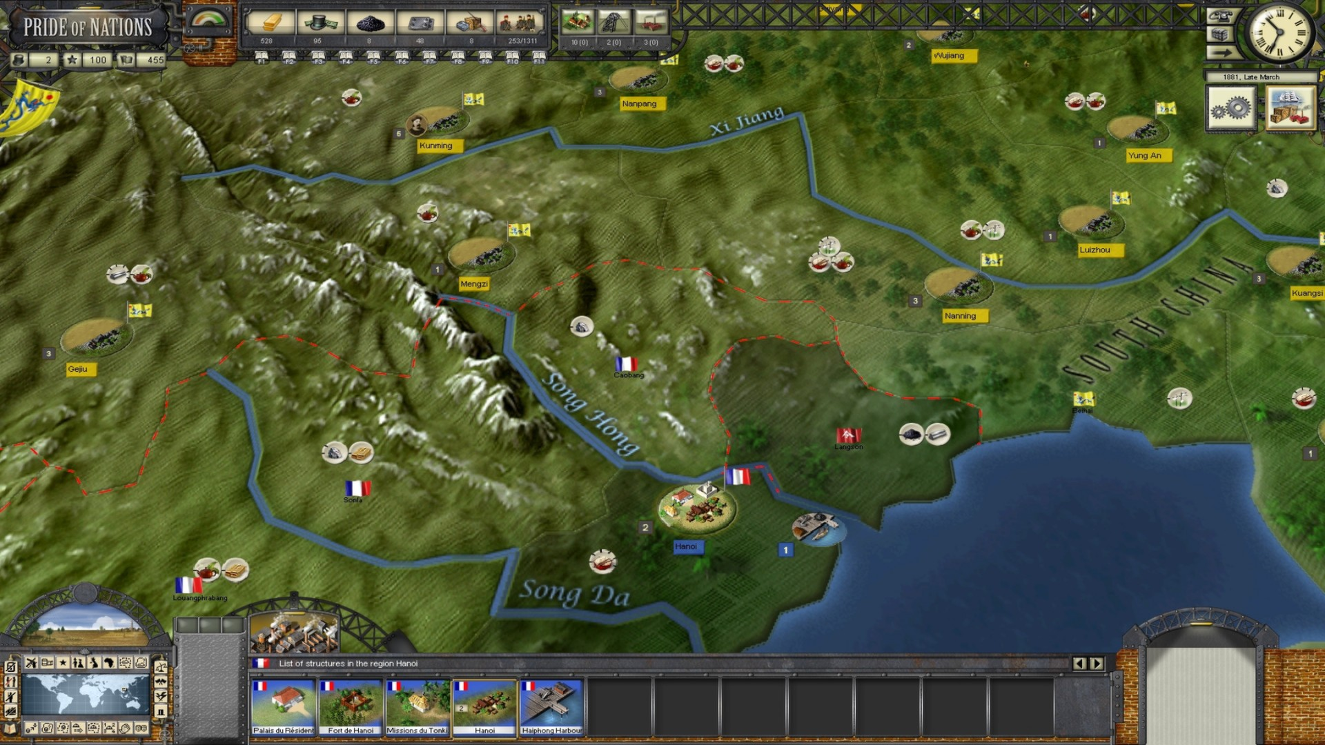 Pride of Nations: The Scramble for Africa 2012 pc game Img-4