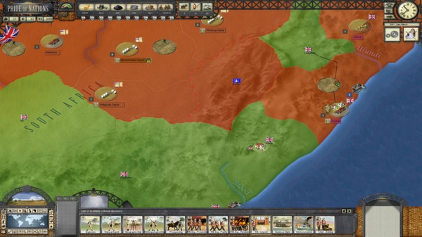 Pride of Nations: The Scramble for Africa (DLC)