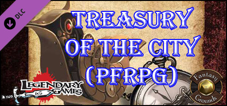 Fantasy Grounds - Treasury of the City (PFRPG)